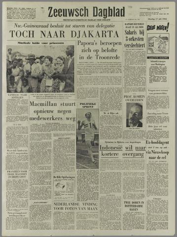 Zeeuwsch Dagblad 1962-07-17