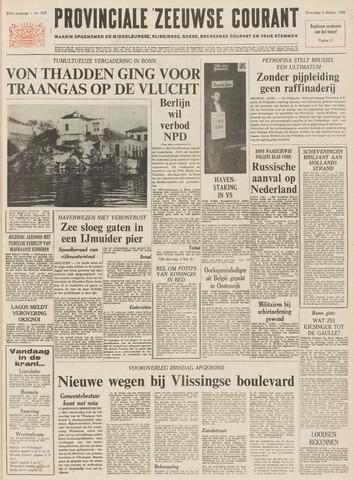 Provinciale Zeeuwse Courant 1968-10-02