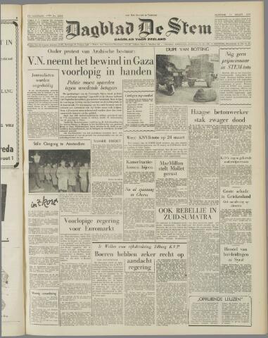 de Stem 1957-03-11