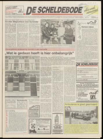 Scheldebode 1993-12-15