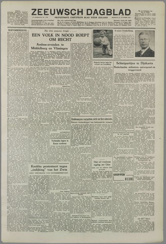 Zeeuwsch Dagblad 1950-10-31