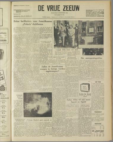 de Vrije Zeeuw 1960-11-02