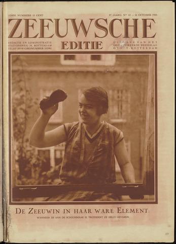 Ons Zeeland / Zeeuwsche editie 1930-10-31