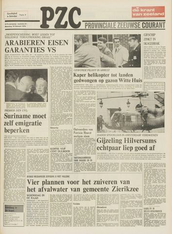 Provinciale Zeeuwse Courant 1974-02-18