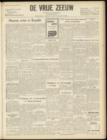 de Vrije Zeeuw 1955-11-23