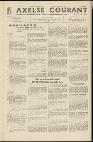 Axelsche Courant 1967-10-21