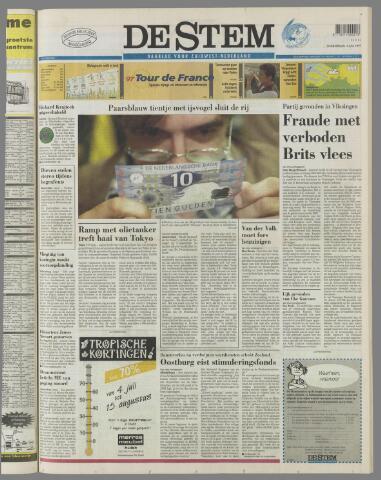 de Stem 1997-07-03