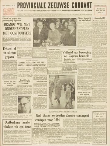 Provinciale Zeeuwse Courant 1964-01-08