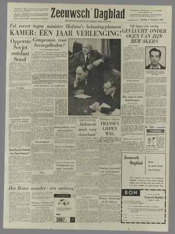 Zeeuwsch Dagblad 1958-12-09