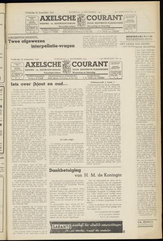 Axelsche Courant 1950-09-13