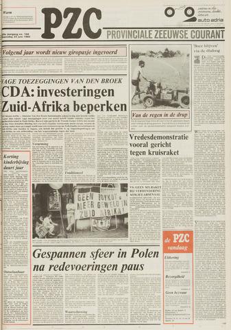 Provinciale Zeeuwse Courant 1983-06-22