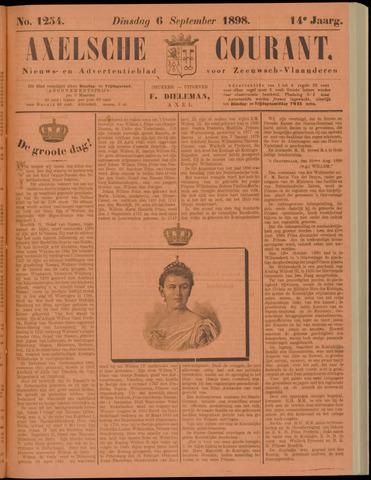 Axelsche Courant 1898-09-06