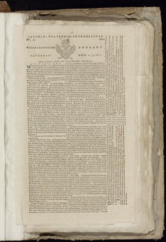 Middelburgsche Courant 1800-06-14