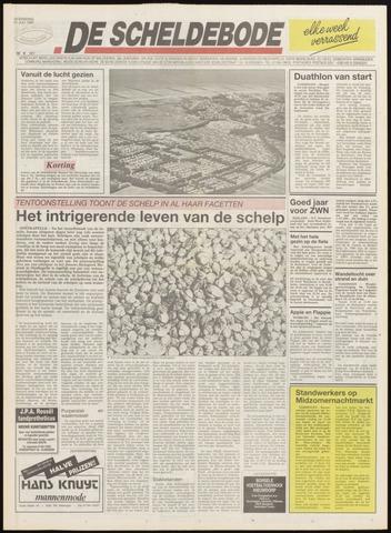 Scheldebode 1991-07-31