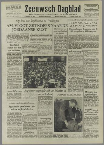 Zeeuwsch Dagblad 1957-04-26
