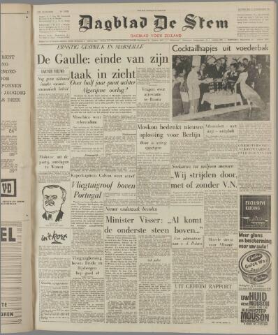 de Stem 1961-11-11