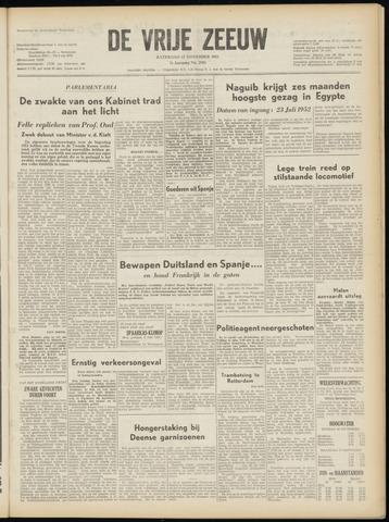 de Vrije Zeeuw 1952-11-15