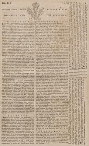 Middelburgsche Courant 1785-09-01