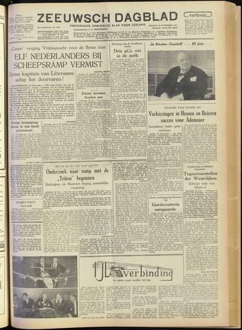 Zeeuwsch Dagblad 1954-11-30