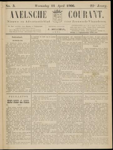 Axelsche Courant 1906-04-11