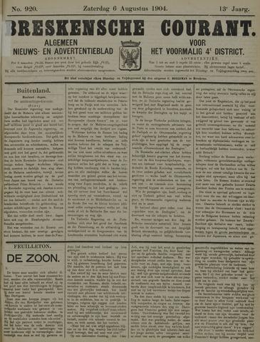 Breskensche Courant 1904-08-06