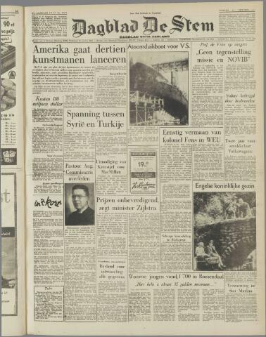 de Stem 1957-10-11