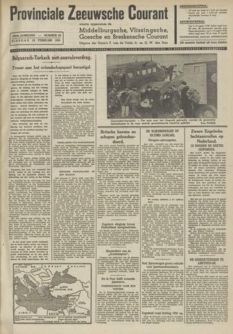 Provinciale Zeeuwse Courant 1941-02-18