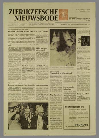 Zierikzeesche Nieuwsbode 1972-02-15