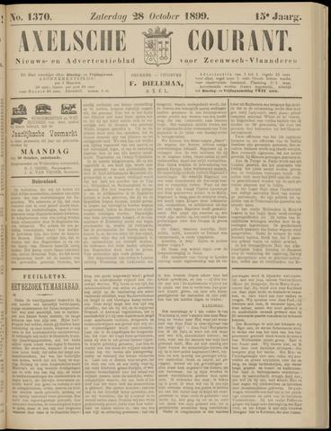 Axelsche Courant 1899-10-28
