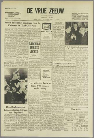 de Vrije Zeeuw 1963-05-15
