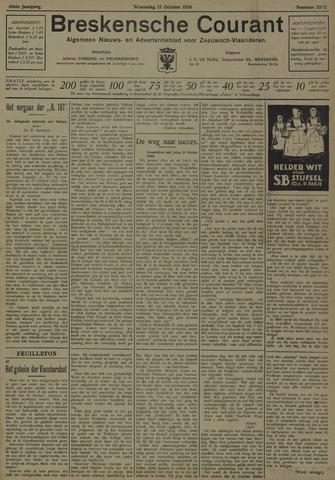 Breskensche Courant 1930-10-15