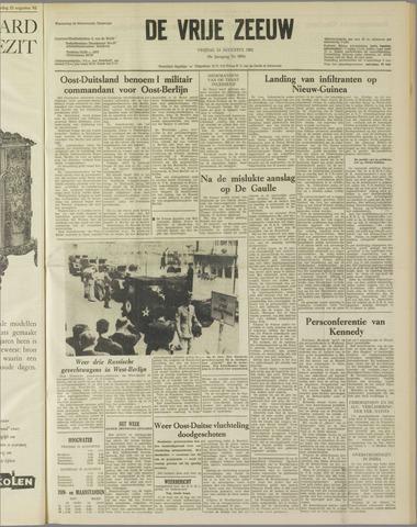 de Vrije Zeeuw 1962-08-24