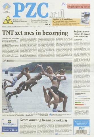 Provinciale Zeeuwse Courant 2009-07-03
