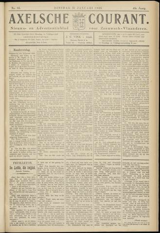 Axelsche Courant 1928-01-31
