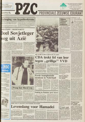 Provinciale Zeeuwse Courant 1989-05-18