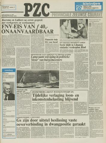 Provinciale Zeeuwse Courant 1976-10-20