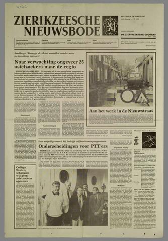 Zierikzeesche Nieuwsbode 1987-10-06