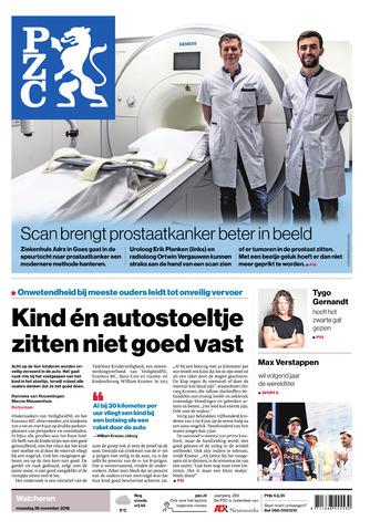 Provinciale Zeeuwse Courant 2018-11-26