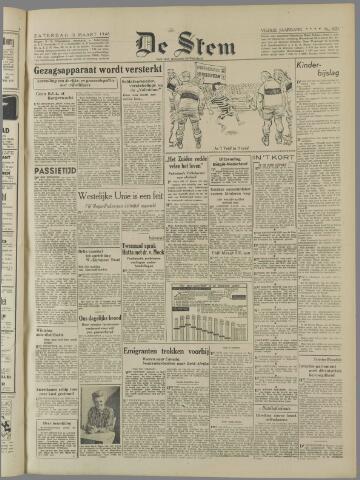 de Stem 1948-03-13