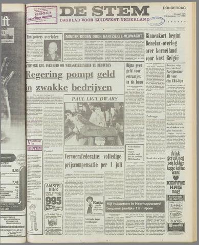 de Stem 1976-03-25