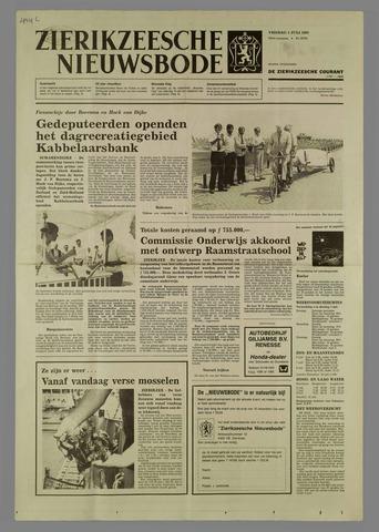 Zierikzeesche Nieuwsbode 1985-07-05