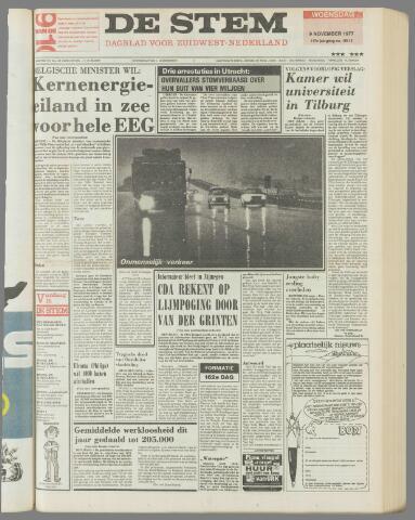 de Stem 1977-11-09