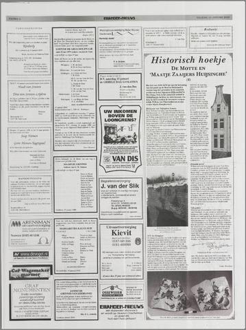 Eilanden-nieuws. Christelijk streekblad op gereformeerde grondslag 2000-01-14