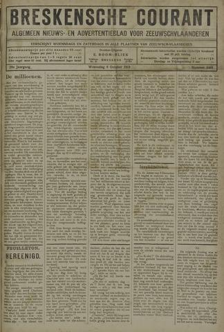 Breskensche Courant 1919-10-08