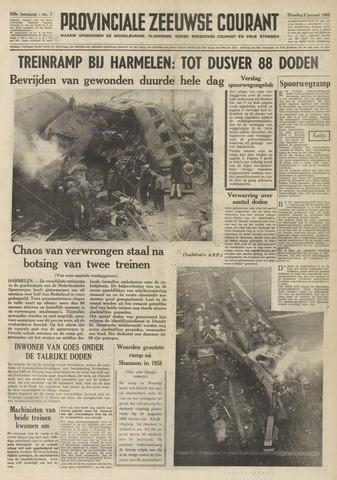 Provinciale Zeeuwse Courant 1962-01-09