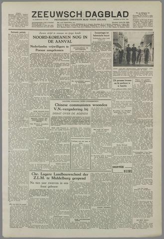 Zeeuwsch Dagblad 1950-11-28