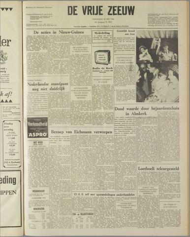 de Vrije Zeeuw 1962-05-30