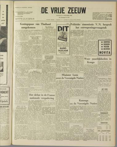 de Vrije Zeeuw 1960-10-25