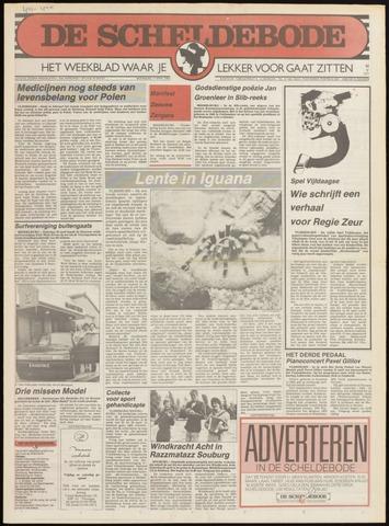 Scheldebode 1985-04-11