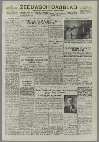 Zeeuwsch Dagblad 1952-10-11